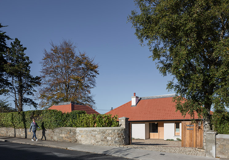 Architecture Ireland Feature — Pavilion House