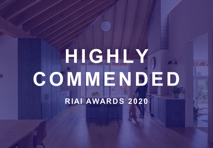 RIAI Awards Highly Commended – Pavilion House